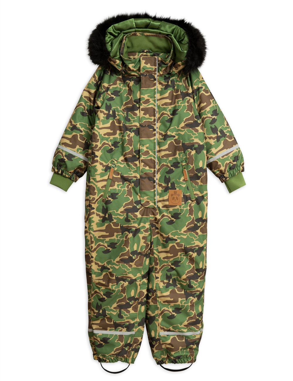 Kebnekaise Camo Overall