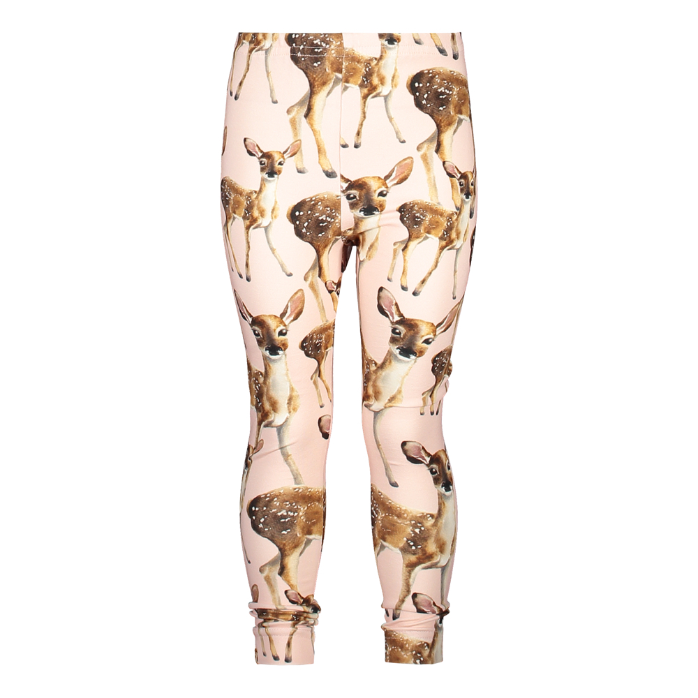 Bambi Leggings, pink salt