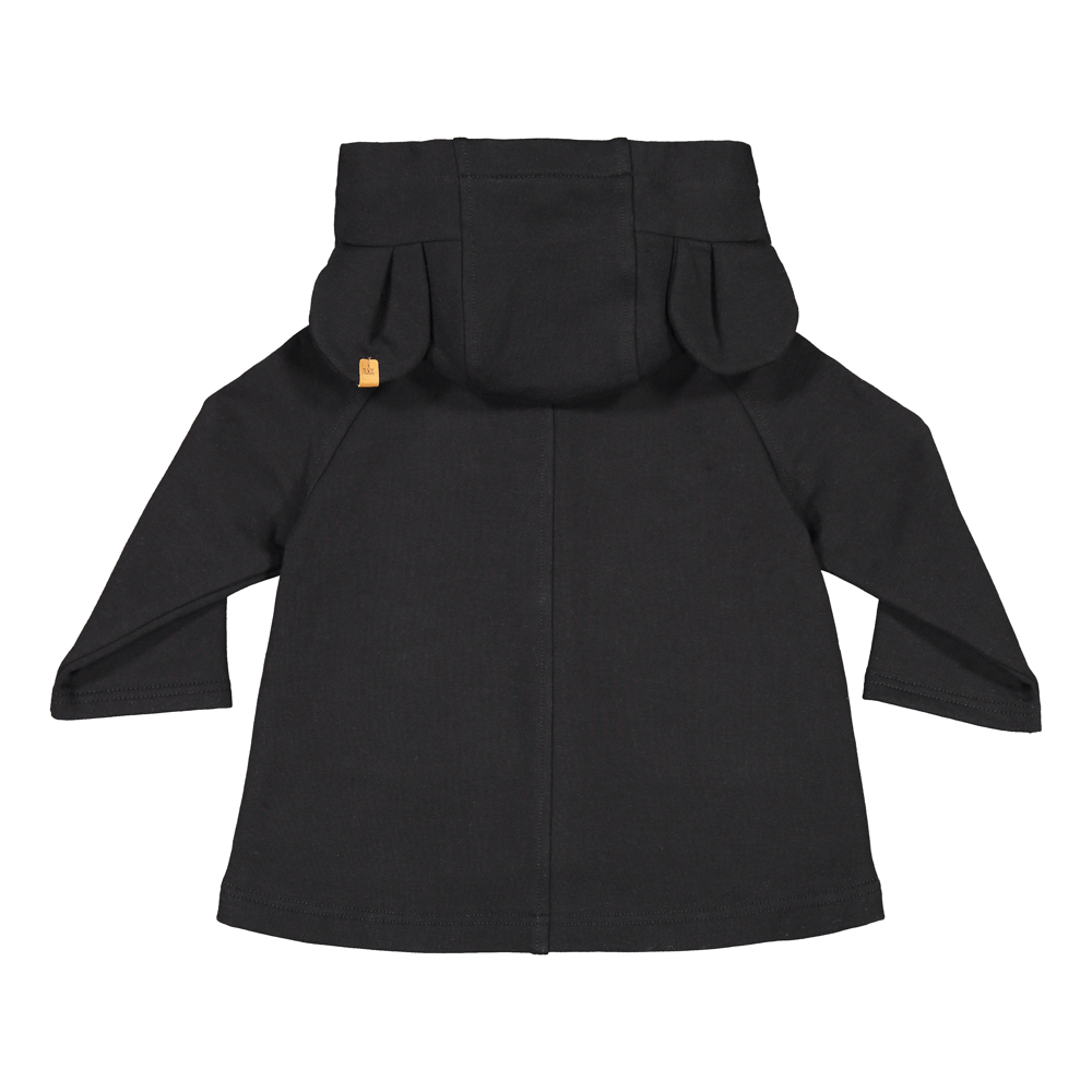 Bear Jacket, black