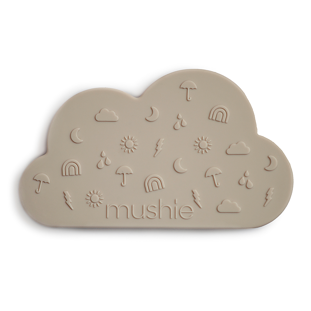 Mushie Teether Cloud
