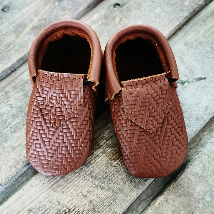 Moccs New Basic willow brown