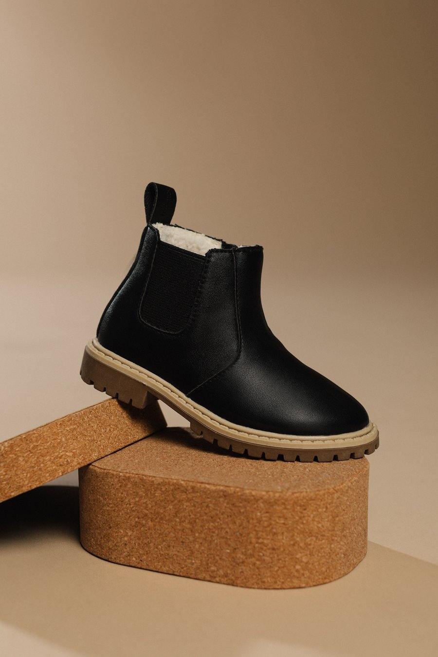 BabyMocs Explorer Boot Black