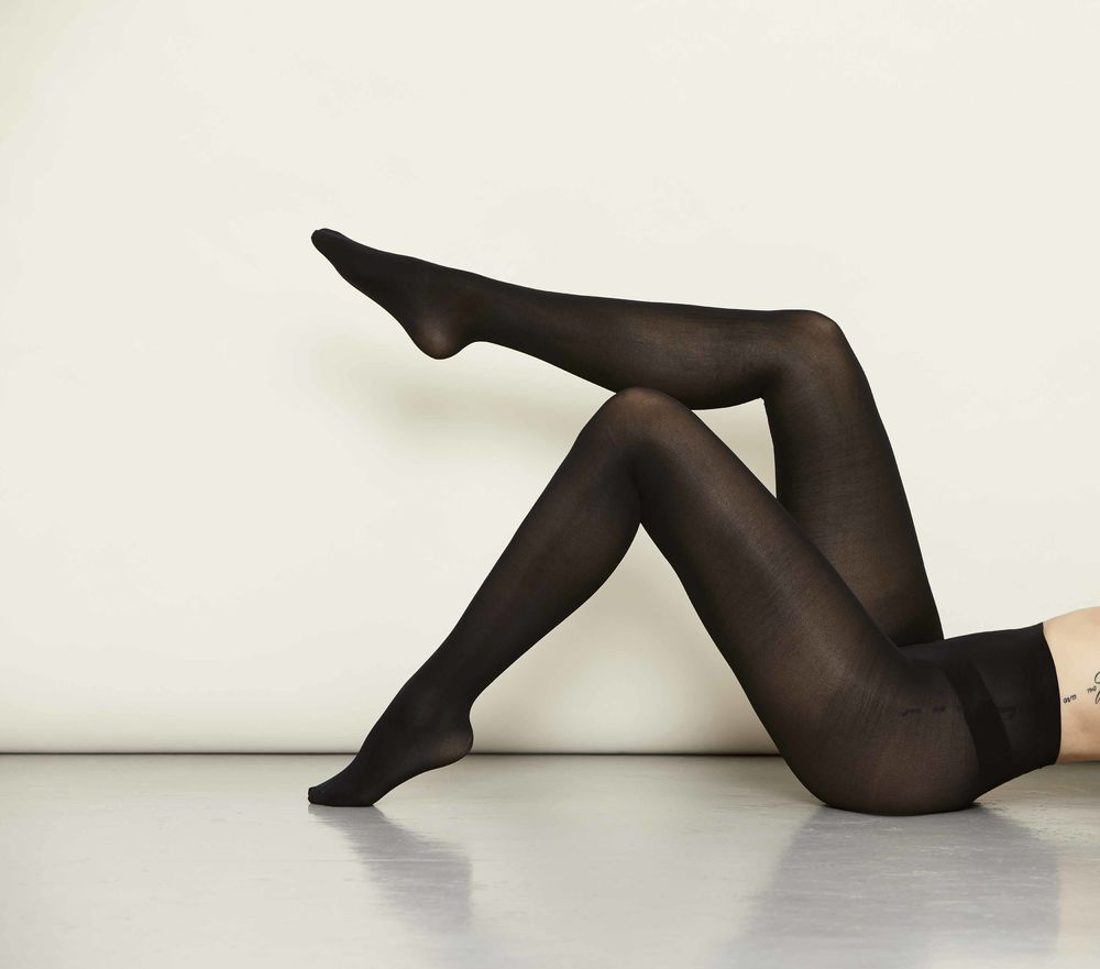 The 3D pantyhose