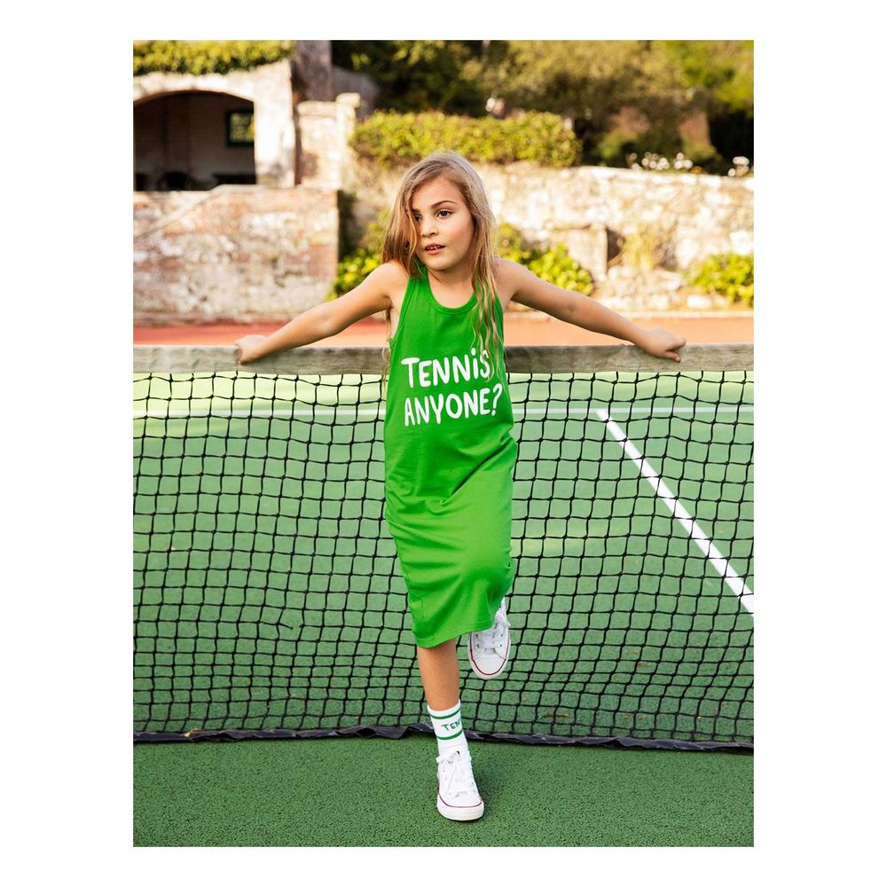 Tennis Anyone Tank Dress